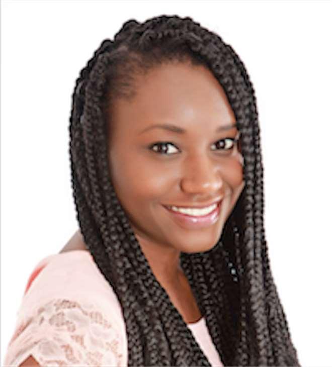 Jessica Ann Mitchell Aiwuyor -- Founder Of Blogger Week