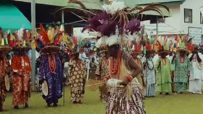Igbo Dance Drama8
