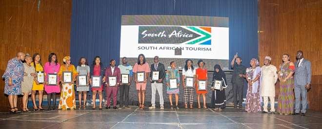 South African Tourism Sa Specialist Graduating Class 2019 Abuja