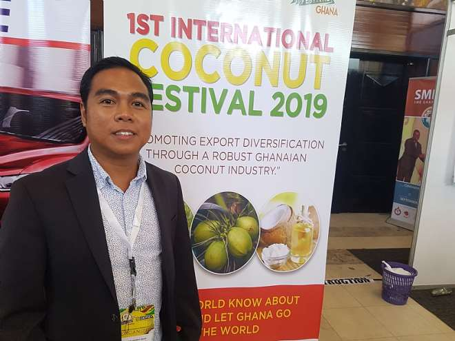 Julian Baricuatro (Founder, Canada Coconut Festival)