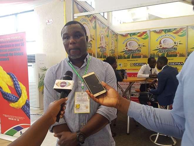 Davis Korboe (President, Africa Coconut Group)
