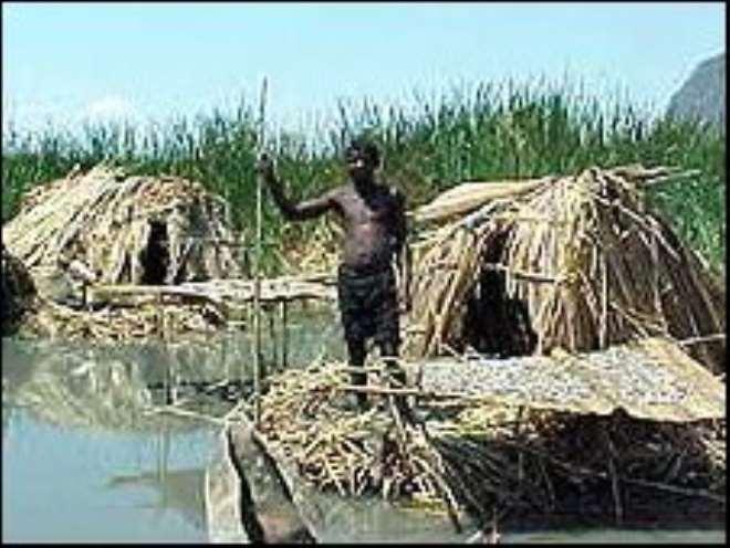 Fishermen of Lake Chilwa