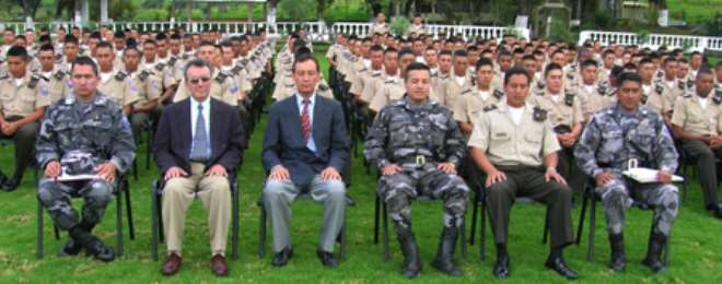 Military Personnel In Asia, Africa And Latin America Practice Group Transcendental Meditation To Build Resilience And To Help Protect Their Nations From Terrorism And War