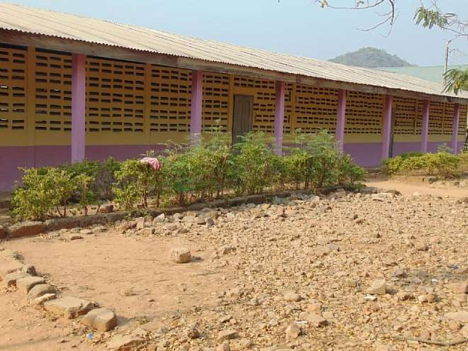 AKOSOMBO RC PRIMARY AFTER PAINTING