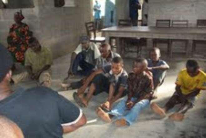 AKWA IBOM ALLEGED WIZARD, MAN IN BLACK CONFIRMED DEATH.