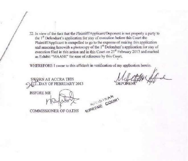 amidu v isofoton  application for status quo page 07