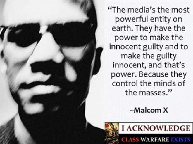 FRESH MEDIA MALCOM X
