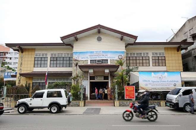 HWPL SPECIAL PEACE EXHIBITION AT MUSEO DABAWENYO, BEARING FRUIT OF  PEACE IN MINDANAO