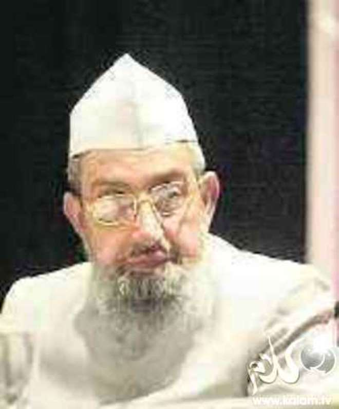 Mufti mohammadd idris who issued fatwa against qadri & his supporters