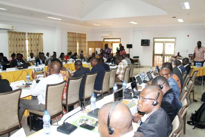 PARTICIPANTS AT THE WORKSHOP ON DRUG POLICY
