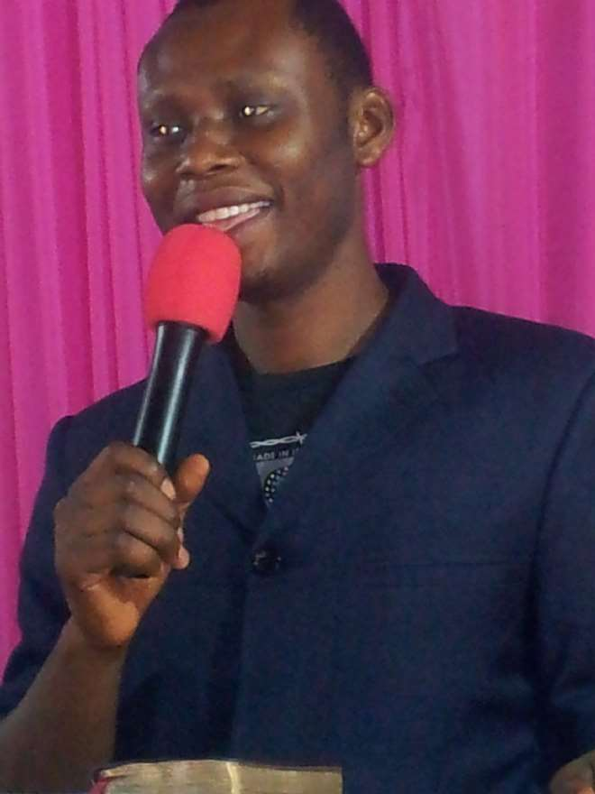 PASTOR IFEANYI IKONNE