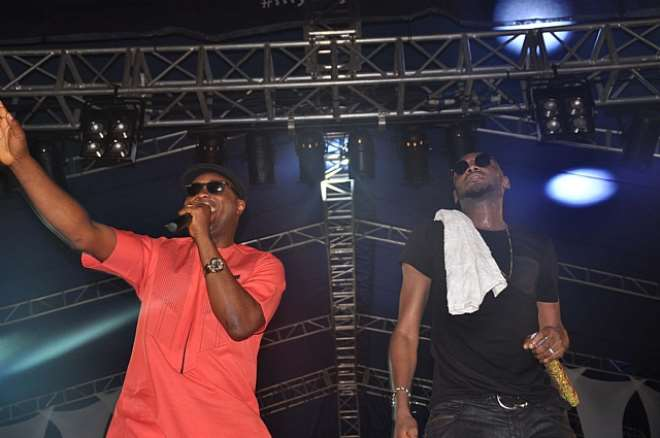 2FACE & TONY ONE WEEK AT STAR MUSIC TREK, LAGOS2