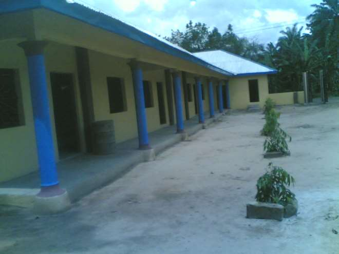 ST. PAUL'S NURSERY AND PRIMARY SCHOOL.
