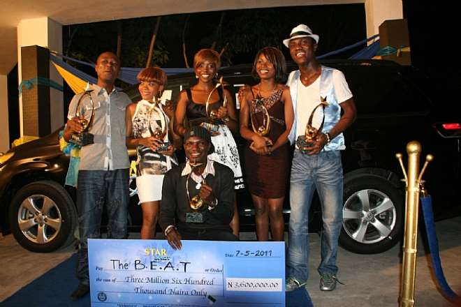 STAR QUEST WINNERS 2011
