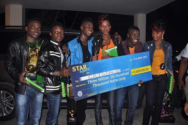 STAR QUEST WINNERS 2012 EDITION