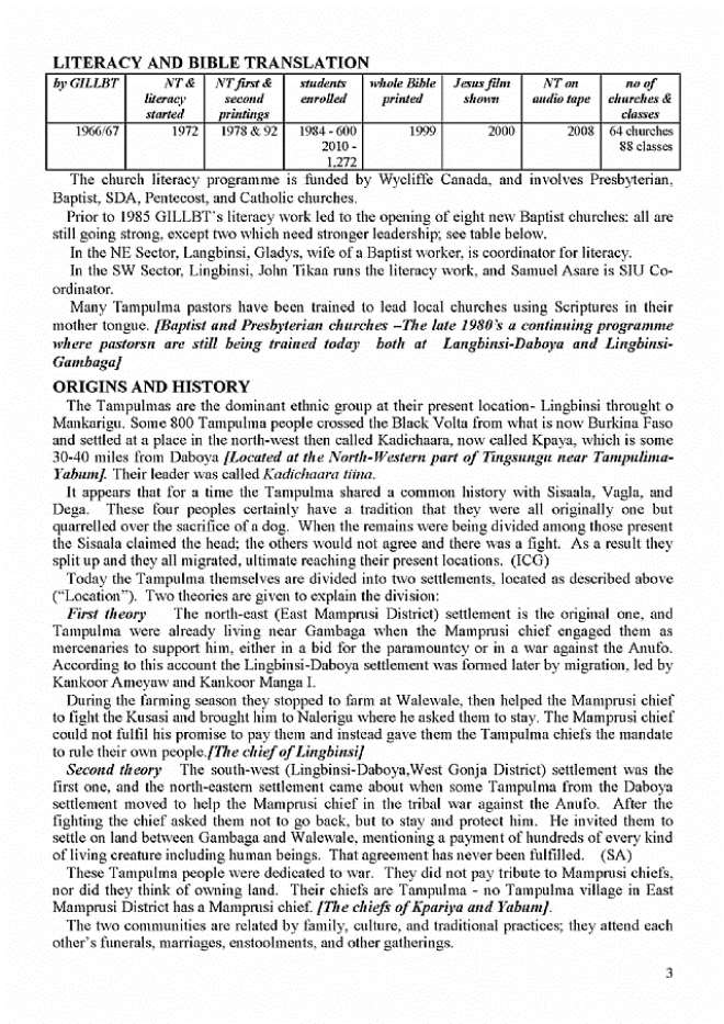 the origin and early history of the tampulima ethnic group page 3