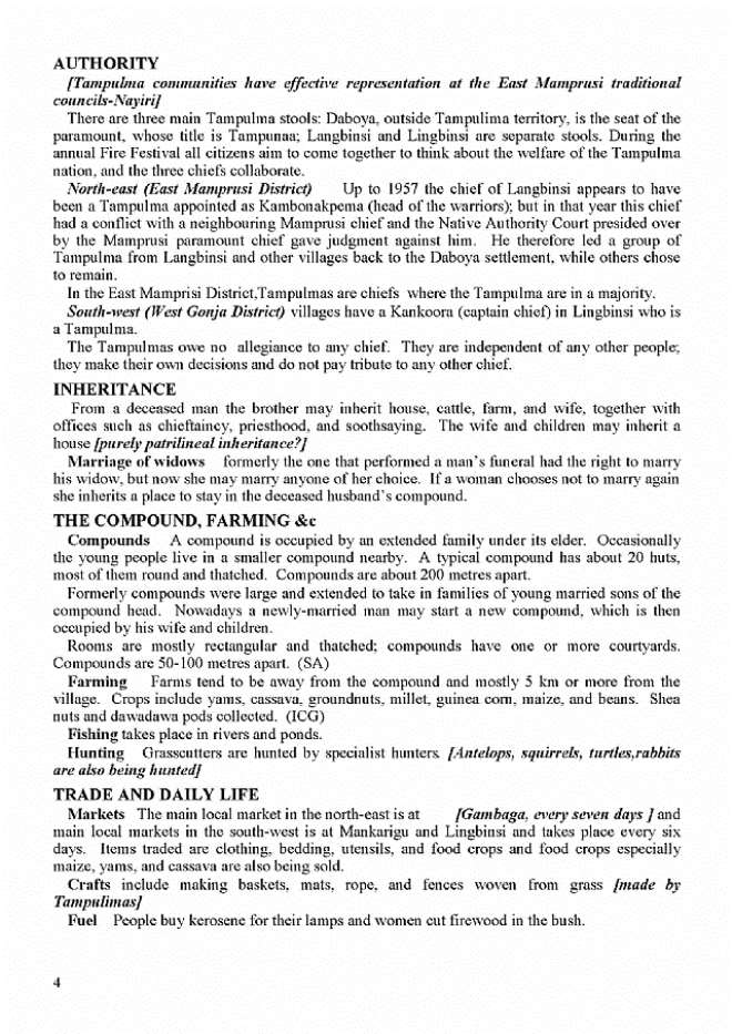 the origin and early history of the tampulima ethnic group page 4