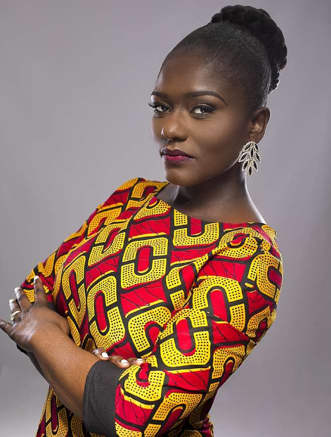 The Very African Queen Dentaa
