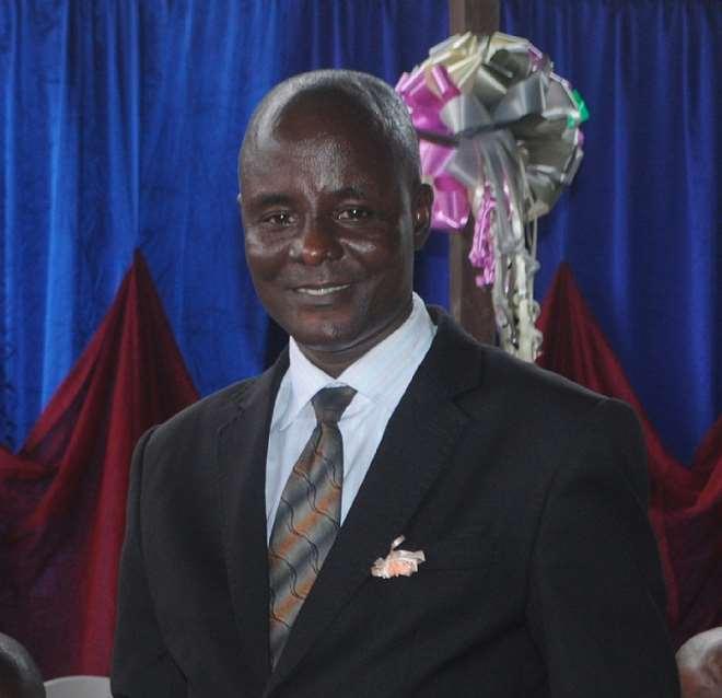 UGOCHUKWU EJINKEONYE (NIGERIAN JOURNALIST AND WRITER,JULY, 2015)