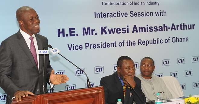 VEEP ADDRESSING CAPTAINS OF INDIAN INDUSTRY (2)