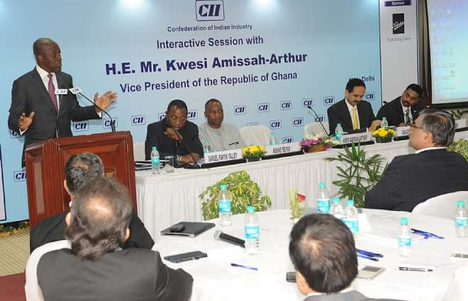 VEEP ADDRESSING CAPTAINS OF INDIAN INDUSTRY (5)