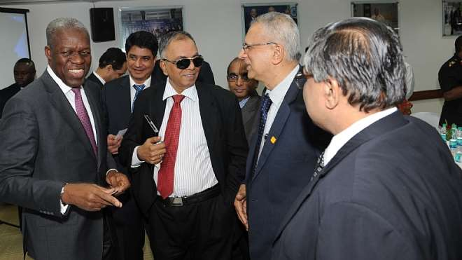 VEEP INTERACTIND WITH SOME CAPTAINS ON INDIAN INDUSTRY (3)