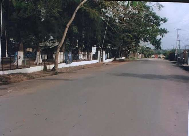 LAKE NWAEBERE STREET IN ALADINMA HOUSING ESTATE REHABLITATED BY IMO SPEAKERS COMPANY