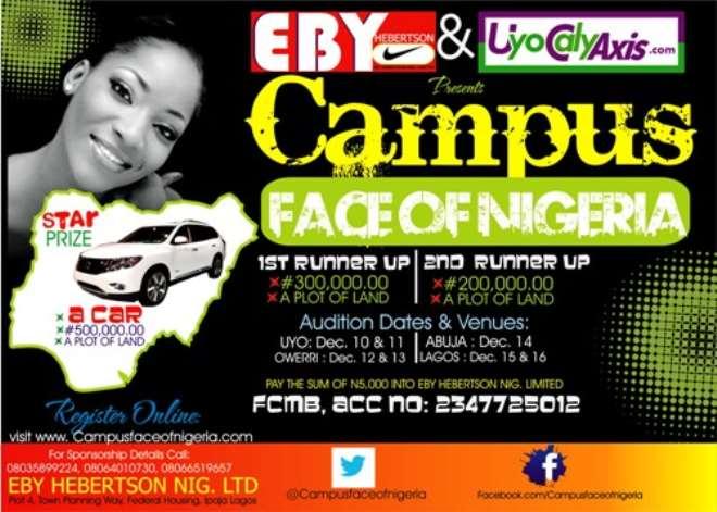 Campus Face Of Nigeria