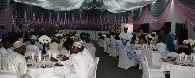 Cross section of participants