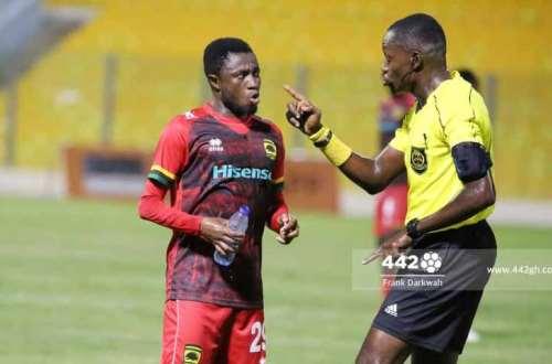 Asante Kotoko: Emmanuel Gyamfi set to miss Hearts of Oak encounter - Reports