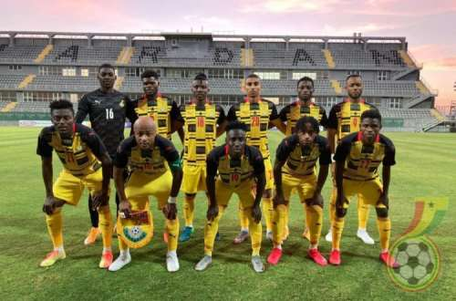 We have enough quality to book 2022 World Cup slot - Black Stars forward Joseph Paintsil