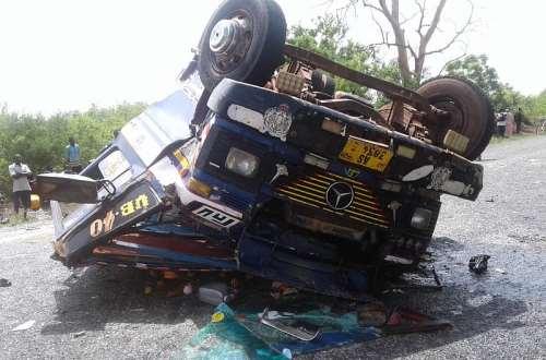 Female ire Officer Dies In Car crash