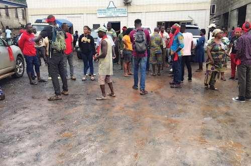 Awudua Gyaasehene reportedly kidnapped in Tarkwa