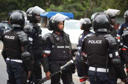 5 persons injured after clashing with police over Newmont concession at Ahafo