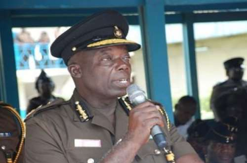 Director-General of the Prisons Service, Mr. Patrick Darko Missah