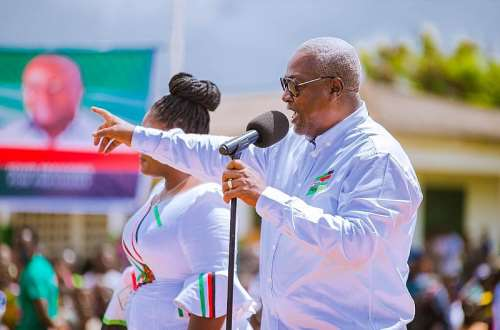 Attempts to sneak Presidential spouses under Article 71 office holders problematic – Mahama