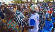 Upper East: Bawumia Visits Rainfall Disaster Victims