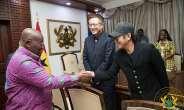Trending Photo: President Akufo-Addo Meets Jet Li