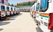 Mr. President A Ceremony To Commission Ambulances Was Needless.