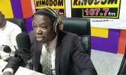 Hon. Daniel Kwesi Asiaman, Member of Parliament (MP) for Buem