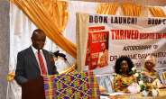 Former Ghana Ambassador To U.S. Dr. Kwame Bawuah-Edusei Launches Autobiography In The United States