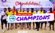 Keta SunSet Win 2019 Copa Lagos Beach Soccer Cup