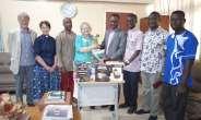 Retired UK Lecturer Donates To Sunyani Technical University