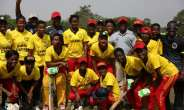 Ghana  Begins On Strong Foot At NorthWest Africa Women's Cricket Tournament