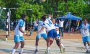 Police, Prisons end 2019 Ghana Gas GAHA League Season in grand fashion