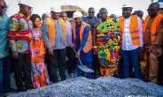 Bawumia Cuts Sod For 100-kilometer Kumasi Inner City Roads