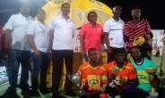 Accra Giants Demolish Ashanti Warriors 5-1 To Lift MTN Skate Soccer League Final Cup