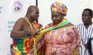 Ghana Leadership Awards Adjudge Kobi Hemaa TV Personality Of The Year 2019