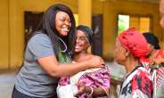 US Based Philanthropist, Chinwe Chibuike Marks Birthday In Nigeria,Visit Abia Hospital For Impact Outreach