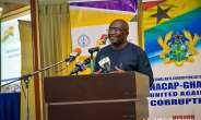 Bawumia Insists Digitisation Will Eliminate Corruption